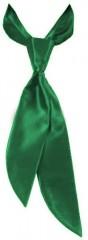 Zsorzsett női nyakkendő - Zöld