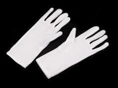 Női alkalmi kesztyű - Fehér