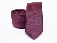 Prémium selyem slim nyakkendő - Viola Selyem nyakkendők