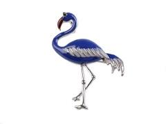 Bross flamingó - Kék