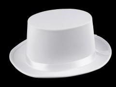 Cilinder - Fehér Férfi kalap, sapka