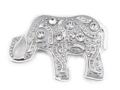 Mágneses bross - Elefánt