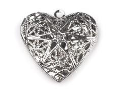 Medailon szív