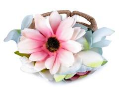 Karkötő virággal