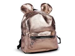 Kislány hátizsák metálos fénnyel