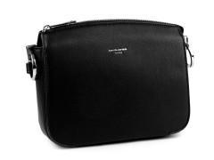 David Jones női táska ajándéktáskával - Fekete