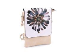 Kis női táska grafikával - 5 színben Gyerek táska, pénztárca