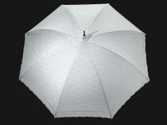 Csipke menyasszony esernyő  Női esernyő,esőkabát