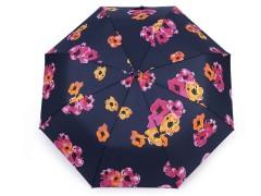 Női virágos kilövős esernyő