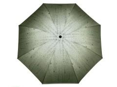 Női összecsukható esernyő vizcseppek
