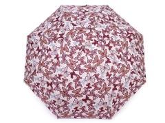 Női összecsukható esernyő lepke mini