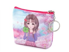 Kislány pénztárca Gyerek táska, pénztárca