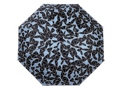 Női összecsukhatós esernyő foszforeszkáló