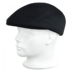Férfi golf sapka - Fekete Férfi kalap, sapka