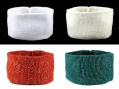 Női téli hajpánt lurexel Női kalap, sapka