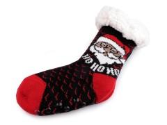 Gyerek karácsonyi csúszásgátlós zokni Gyermek zokni, mamusz