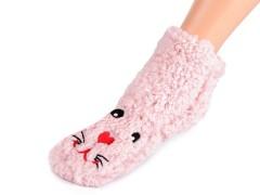 Gyerek téli zokni csúszásgátlóval Gyermek zokni, mamusz