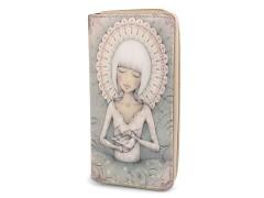 Vintage női pénztárca