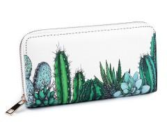 Női pénztárca - Kaktusz