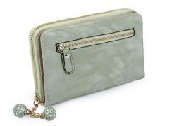 Női pénztárca - Zöld