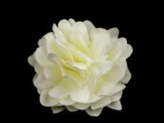 Textil virág 10 db/csomag - Vanillia