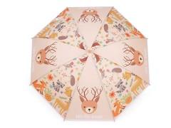 Gyerek kilövős esernyő - Maci Gyerek esernyő, esőkabát