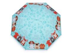 Gyerek kilövős esernyő - Állatok Gyerek esernyő, esőkabát