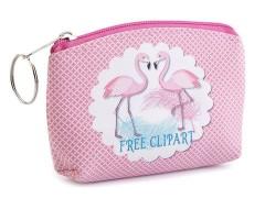 Kis gyerek pénztárca - Flamingó Gyerek táska, pénztárca