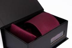 Prémium nyakkendő szett - Bordó Szettek