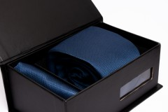 Prémium nyakkendő szett - Kék Szettek