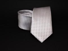 Prémium nyakkendő -  Natur pöttyös