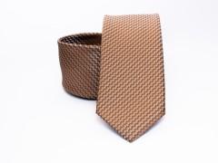 Prémium nyakkendő - Mogyoró