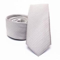 Prémium slim nyakkendő - Natur