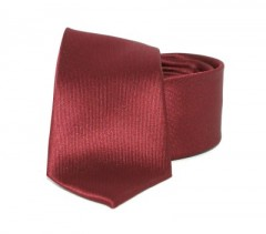 Goldenland slim nyakkendő - Bordó