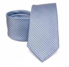 Prémium selyem nyakkendő - Halványkék Selyem nyakkendők