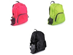 Könnyű összehajtható hátizsák 31x42 cm Férfi táska, pénztárca