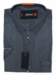 Goldenland rövidujjú ing - Aprópöttyös Normál fazon
