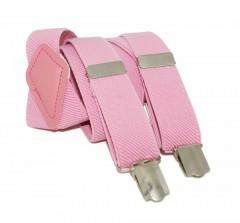 Gyerek nadrágtartó - Rózsaszín