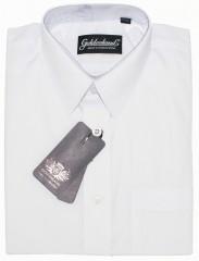 Goldenland gyerek rövidujjú ing - Fehér