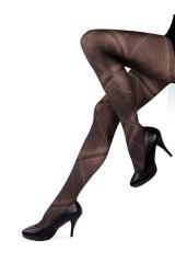 Glorie mintás 55 den harisnyanadrág Női zokni, harisnya, pizsama