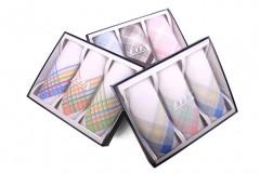Női zsebkendő csomag dobozban - 6 db Zsebkendő