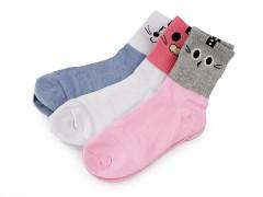 Gyerek sportzokni - 3 db/csomag Gyermek zokni, mamusz