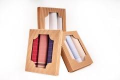 Női zsebkendő csomag - 3 db Zsebkendő