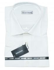 Marco Renzo r.u. férfi ing - Fehér Rövidujjú ing