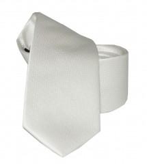 Goldenland slim nyakkendő - Natur Egyszínű nyakkendő