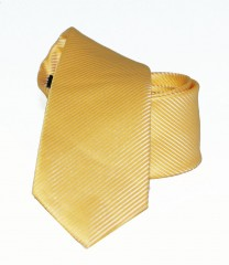 Goldenland slim nyakkendő - Napságra csíkos