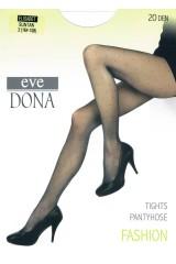 ELISABET pöttyös 20 DEN harisnyanadrág - Testszín Női zokni, harisnya, pizsama