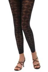 Miriam 55 den leggings - Fekete Női zokni, harisnya, pizsama