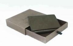Santino Sarto bőr pénztárca - Sötétbarna Férfi táska, pénztárca