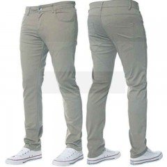 B-Roy pamut férfi nadrág - Szürke Férfi nadrágok